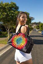 Genuine Embroidered Vintage Tribal BOHO sport bag, shoulder bag overnight bag