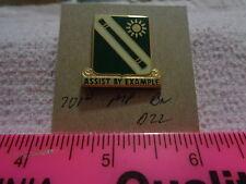 701st Military Police Battalion D22 Unit Crest, DI, DUI (DRAW#R4)