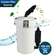 Fish Tank Supplies Water Cleaner Aquarium Pre-filter External Canister Filter