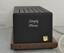 Unison Research Simply Phono Valve Phono Amplifier Stage MM MC