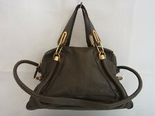 Auth VM02 Chloe Paraty 2Way bag with shoulder strap handbags from Japan