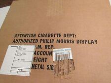 Marlboro Country , 1992 , Philip Morris Display Kit , New In Box , Advertising