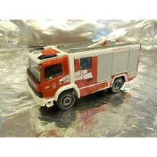 ** Wiking 06120241 Rosenbauer RLF 2000 AT Fire Service. 1/87 Scale