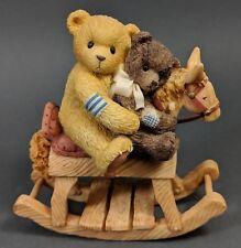 Cherished Teddies ~ Homer & Friend - Adventure is Just Around The Corner 662046