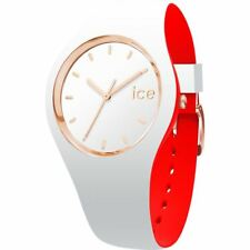 ICE Ladies Womens Loulou White And Rose Gold Watch 007240