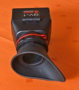 QV-1 LCD Display-Sucherlupe Kamerar