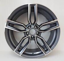 """4 x 20"""" alloys GUNMETAL & POLISH FITS MERCEDES,AUDI A4,A5 A8 A7 VW Passat"""