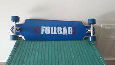 "Fullbag TM-39 - 39"" Complete Longboard Skateboard Vintage"