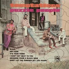 The Temptations - Puzzle People [New CD]
