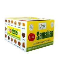 100 Packets Samahan Ceylon Herbral Tea - Link Samahan Ayurvedic Herbal Tea
