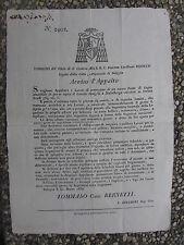 S618-STATO PONTIFICIO-BOLOGNA PONTE SUL NAVIGLIO A MALALBERGO