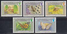 Montserrat 1992 ** ex Mi.842/57 Schmetterlinge Butterflies Biene Bees [sq6772]