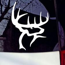 Creative Buck Decal Sticker Gun Bow Hunting Deer Truck Window Car Decal New