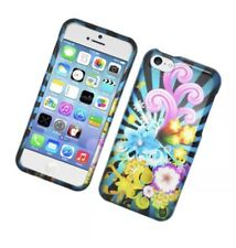 FOR Iphone Lite 5C Glossy 2D Image Protector COVER Colorful Fireworks 170