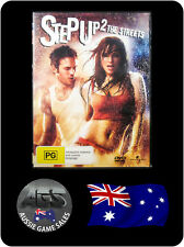 Step Up 2: The Streets - Robert Hoffman, Briana Evigan (DVD, VGC, FAST POST)