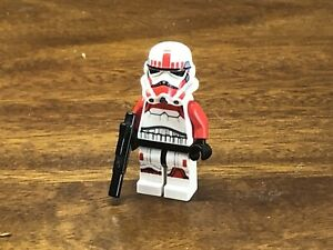 LEGO Star Wars Minifig Imperial Shock Trooper NEW