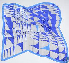 NUEVO Coccinelle Gran Pañuelo para el cuello bufanda chal 100% SEDA 85cm x (