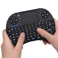 2.4Ghz Mini Wireless Keyboard with Touchpad for PC, XBox, PS3, Android TV Box