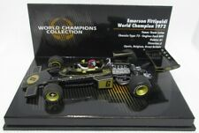 F1 1/43 LOTUS 72 FORD FITTIPALDI WORLD CHAMPION 1972 MINICHAMPS