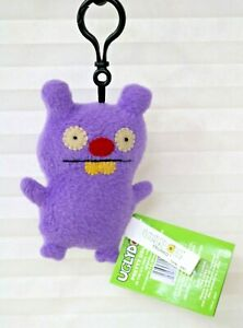 NEW Trunko Back Pack Clip Ugly Doll #20301 by Pretty Ugly LLC 4 inches 2008