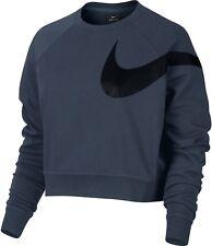 9db7cf77e479a8 NEW Nike Womens Dri-Fit Versa Graphic Crop Top