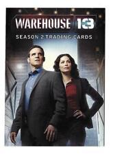 2011 WAREHOUSE 13 Season 2 Trading Cards Promo Card P2 Non Sport Update