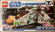 LEGO STAR WARS 7676 REPUBLIC ATTACK GUNSHIP NEW & SEALED (MANY LEGO AVAILABLE)