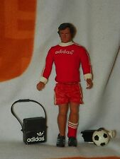 Vintage RARE 1977 Lion Rock FRANZ BECKENBAUER German Soccer Player DOLL Adidas
