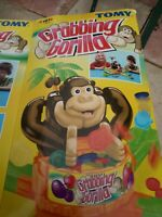 Grabbing Gorilla Board Game Battery Operated TOMY Boxed Tested Very Rare