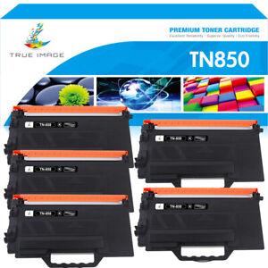5 TN850 Toner Compatible for Brother TN-850 MFC-L5850DW L5900DW L6700DW L6750DW
