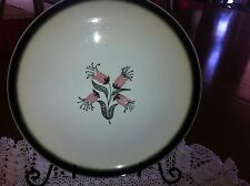 VINTAGE HAND PANITED WHITE OVENPROOF DINNERWARE MADE IN USA