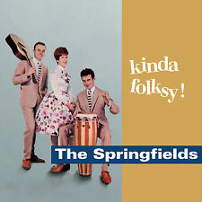 The Springfields - Kinda Folksy (2014)