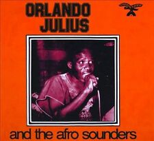 Orlando Julius - And The Afro Sounders (AUDIO CD - 2/15/2011) NEW