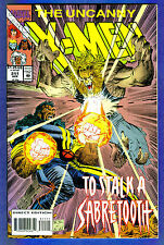 THE UNCANNY X-MEN # 311 - 1994 Marvel  (fn+) Sabertooth app.