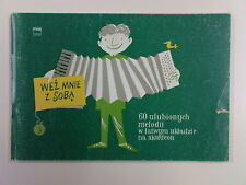 accordion WEZ MNIE Z SOBA 3 , 60 melodies