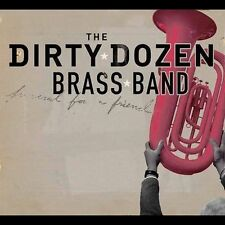 Funeral for a Friend by The Dirty Dozen Brass Band (CD, May-2004, Ropeadope USED