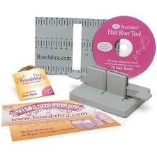 Darice Bowdabra Hair Bow Making Kit - 493801