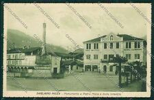 Biella Sagliano Micca cartolina QQ6497