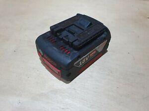 Bosch 18V 5.0Ah li-ion battery