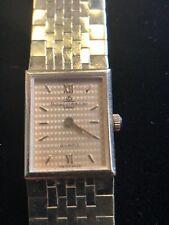 Vintage Baume & Mercier 14k Solid Gold Ladies' Quartz Wristwatch Model 5743