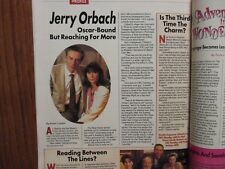 Ma-1992 Pa TV Host Mag(JERRY ORBACH/HEATHER LOCKLEAR/SUSAN LUCCI/ARETHA FRANKLIN