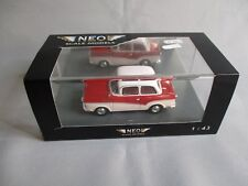 TA260 NEO SCALE MODELS ISAR ROYAL T700 1958 Ref NEO 43030 1/43 NEUF