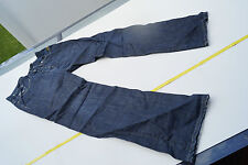 G-Star coder Pant señores Jeans Hose 29/32 w29 l32 Stone Wash darkblue used #23
