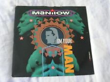 "Barry Manilow - I'm your man - 12"" vinyl single"
