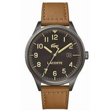 Lacoste 2011021 Herren Continental Black Case Armbanduhr