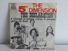 THE 5TH DIMENSION The declaration 2C006 91187