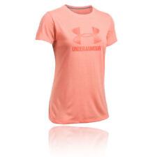 T-shirt, maglie e camicie da donna rosa Under armour