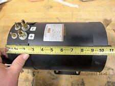 "2 HP 12 Volt DC Motor D56FR  1750 RPM 5/8"" Keyed Shaft Permeant Magnet [A3FLR]"