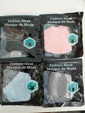 10x Reusable Face Masks Washable Face Coverings Mask Anti Dusk Kids Adults Face