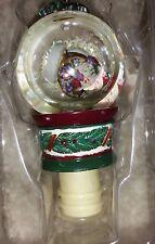 Christopher Radko Wine Stopper Santa Christopher's Tree #9788311